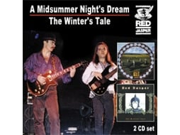 CD Red Jasper - A Midsummer Night's Dream / The Winter's Tale