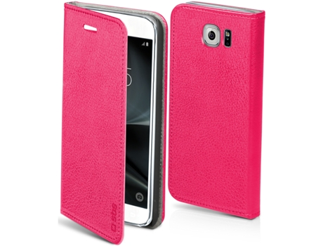 Capa Book SAMSUNG GALAXY S7 SBS Rosa — Capa Book / GALAXY S7