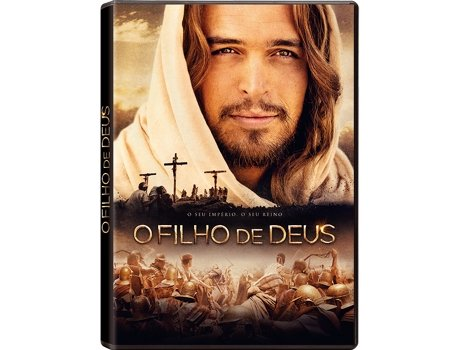 DVD Filho de Deus — Do realizador Christopher Spencer