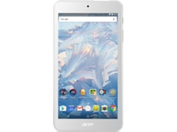 Tablet 7'' ACER Iconia One B1-7A0 16GB Branco — 7'' | 16 GB | Android 7.0