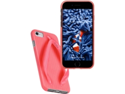Capa SBS Summer Chic Chinelo iPhone 6, 6s, 7, 8 Vermelho — Compatibilidade: iPhone 6, 6s, 7, 8