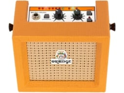 Amplificador Combo Guitarra Orange Mi Cr — Formato de amplificador de guitarra mini