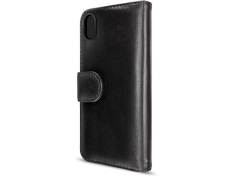 Capa ARTWIZZ Leather iPhone X Preto — Compatibilidade: iPhone X