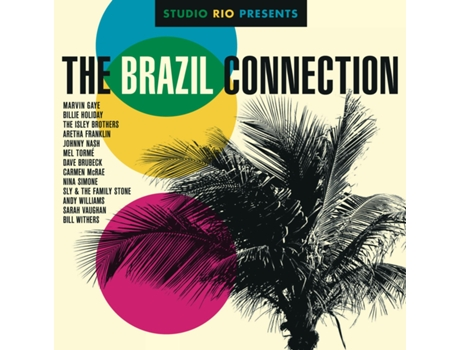 CD Studio Rio Presents: The Brazil Connection — Jazz