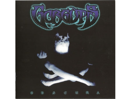 CD Gorguts - Obscura