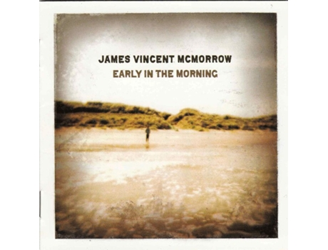 CD James Vincent McMorrow - Early In The Morning