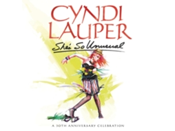 CD Cyndi Lauper - She's so Unusual (A 30th Anniversary Celebration) — Pop-Rock