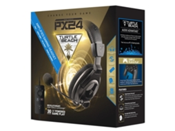 Auscultadores PS4 PX24 Turtle Beach Ear Force SuperAmp — PS4 / Com micro