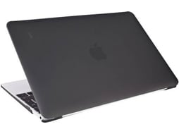 Capa ARTWIZZ Rubber Clip  MacBook 12'' Preto — Compatibilidade: MacBook 12''