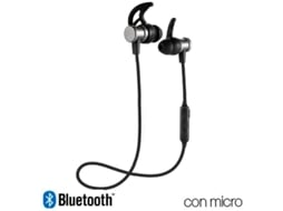Auriculares Bluetooth COOL Magnetic (In Ear - Microfone)