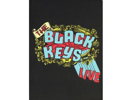 DVD The Black Keys - Live