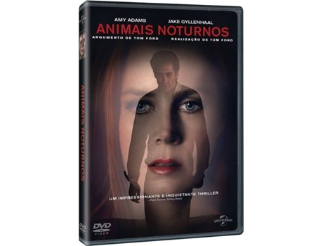 DVD Animais Noturnos — De: Tom Ford / Com: Amy Adams, Jake Gyllenhaal, Michael Shannon