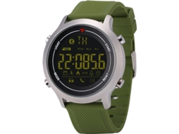 Smartwatch ZEBLAZE Vibe Verde — Android e iOS / 240 mAh / Bluetooth 4.0