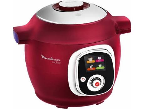 Maquina De Cozinha Multicooker Moulinex Cookeo