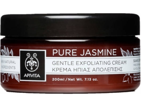 Esfoliante Corporal APIVITA Esfoliante de Corpo Pure Jasmine (200 ml)