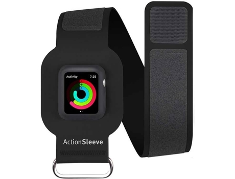 Armband TWELVE SOUTH Smartwatch Apple 38 Preto — Compatibilidade: Apple Watch