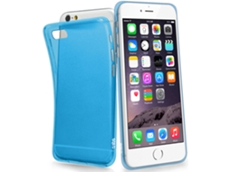 Capa SBS Fluo iPhone 6, 6s Azul — Compatibilidade: iPhone 6, 6s