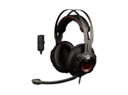 Auscultador Gaming KINGSTON HyperX Cloud Revolver — Com micro / Preto