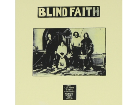 Vinil Blind Faith - Blind Faith — Pop-Rock
