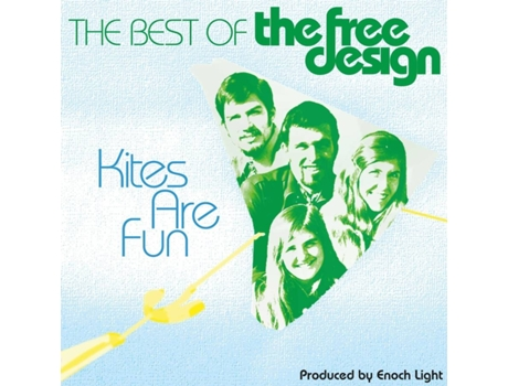 CD Free Design,The - The Best of the Free Design (1CD)