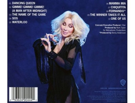 CD Cher - Dancing Queen — Pop