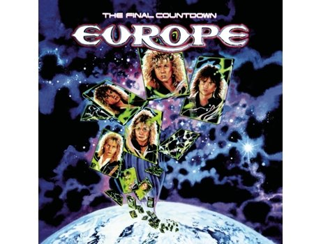 CD Europe -The Final Countdown — Pop-Rock