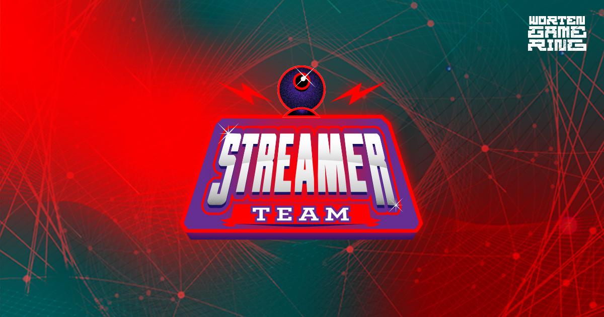 Worten Game Ring Streamer Team