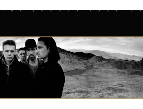 Vinil LP U2 - The Joshua Tree: 30th Anniversary — Pop-Rock
