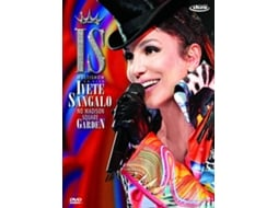 CD/DVD Ivete Sangalo - Ao Vivo No Madison Square Garden — Brasileira