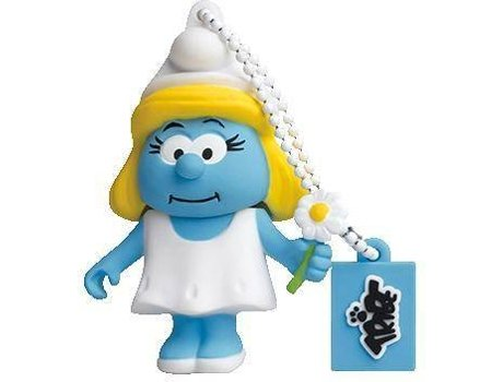 Pen USB TRIBE The Smurfs Smurfette 16GB — 16 GB | USB 2.0