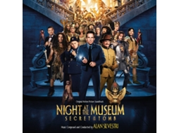 CD Alan Silvestri - Night At The Museum: Secret Of The Tomb
