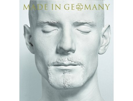 CD Rammstein -  Made In Germany 1995-2011 — Metal/Hard