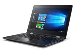 Portátil Híbrido 11.6'' LENOVO Yoga 310-11IAP — Intel Celeron N3350 | 4 GB | 1TB | Intel HD Graphics 500