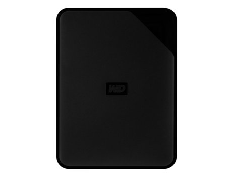 Disco HDD Externo WESTERN DIGITAL Elements SE (Preto - 1 TB - USB 3.0) — 2.5'' | 1TB | USB