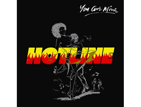 Vinil Hotline  - You Are Mine