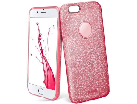 Capa SBS Skinny iPhone 7, 8 Rosa — Compatibilidade: iPhone 6, 6s, 7 ,8