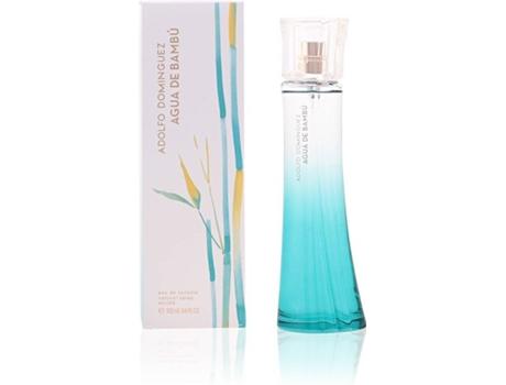 Perfume Mulher Agua de Bambú Adolfo Dominguez EDT (50 ml) (50 ml)