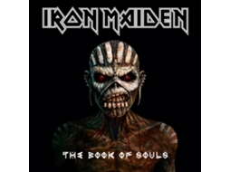 Vinil Iron Maiden - The Book of Souls — Metal / Hard