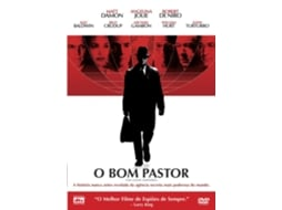 DVD O Bom Pastor — De: Lewin Webb | Com: Christian Slater,Molly Parker,Stephen Rea,Gordon Pinsent,Nancy Beatty