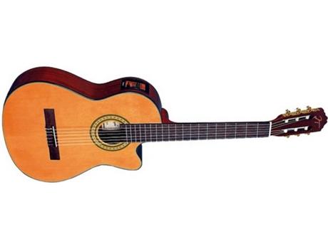 OQAN - Guitarra Clássica OQAN QGC-20CE (19 Trastes - Corpo: Madeira de Tília)