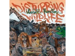 Vinil Invisible Familiars - Disturbing Wildlife