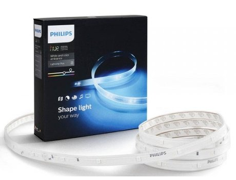 Tiras LED PHILIPS Col Hue LightStrips+ — Tiras LED | Smart Lighting