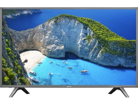 TV LED 4K Ultra HD Smart TV PLANO 49'  HISENSE H49N5700 — 4K Ultra HD
