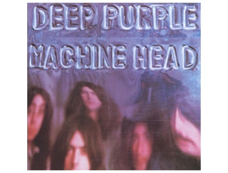 Vinil Deep Purple: Machine Head-40th Anni — Metal/Hard