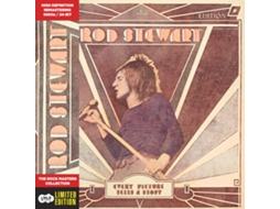 CD Rod Stewart - Every Picture Tells A Story