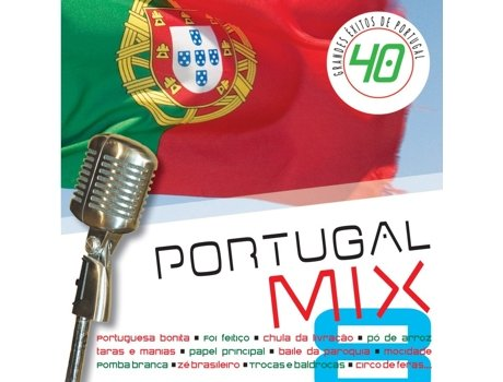 CD Portugal Mix 8 — Portuguesa