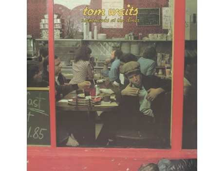 Vinil Tom Waits - Nighthawks At The Diner — Pop-Rock