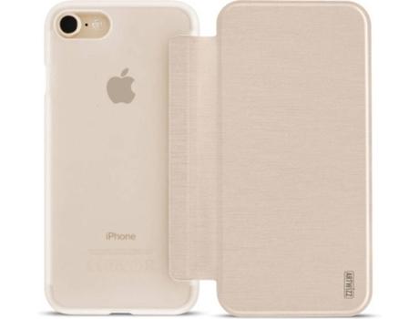 Capa ARTWIZZ SmartJacket iPhone 7, 8 Dourado