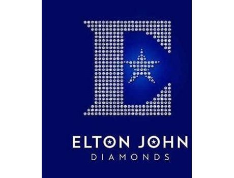 CD Elton John: Diamonds - Greatest Hits — Pop-Rock