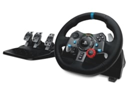 Volante Gaming  LOGITECH G29 Driving Force Racing — USB | Preto